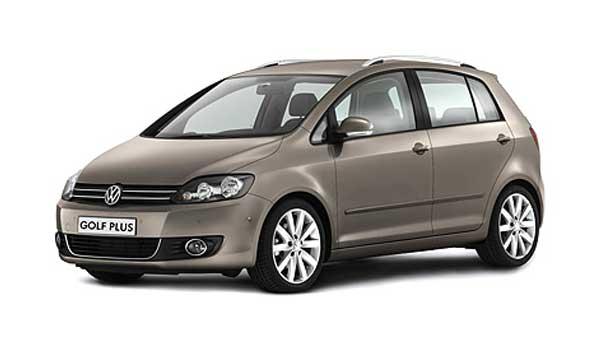 Кузовной ремонт Volkswagen Golf Plus