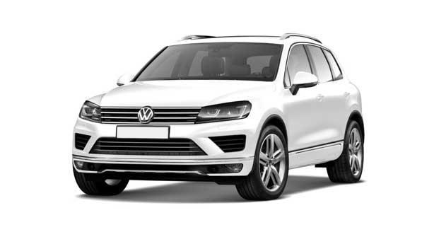 Покраска автомобиля Volkswagen Touareg