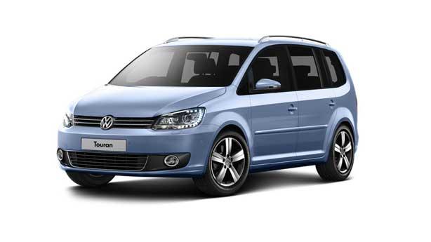 Кузовной ремонт Volkswagen Touran