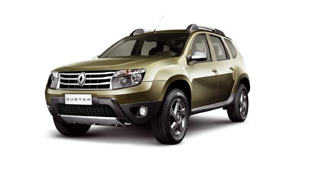 Кузовной ремонт Renault Duster