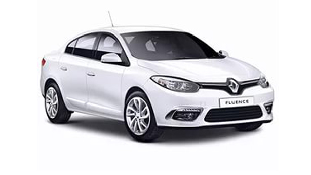 Покраска автомобиля Renault Fluence