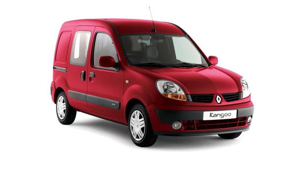 Удаление вмятин, сколов, царапин Renault Kangoo