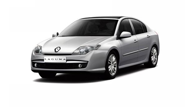 Покраска автомобиля Renault Laguna