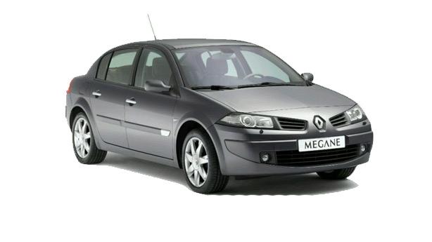 Покраска автомобиля Renault Megane II